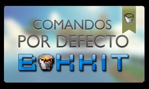 Comandos de Admin por defecto de un servidor Minecraft (Bukkit)